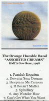The Orange Humble Band - Down In Your Dreams