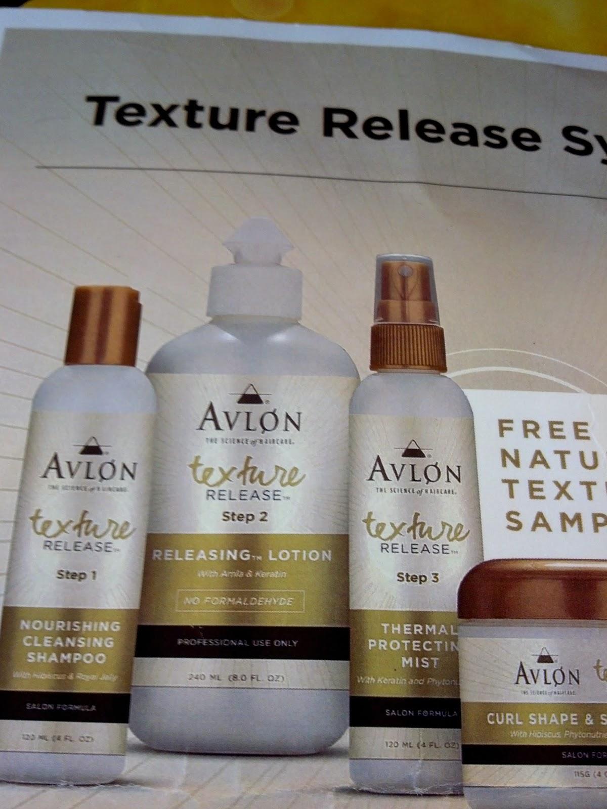 Phenomenalhaircare Unleashing Avlon S Texture Release