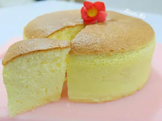 Resep Japanese Cheese Cake