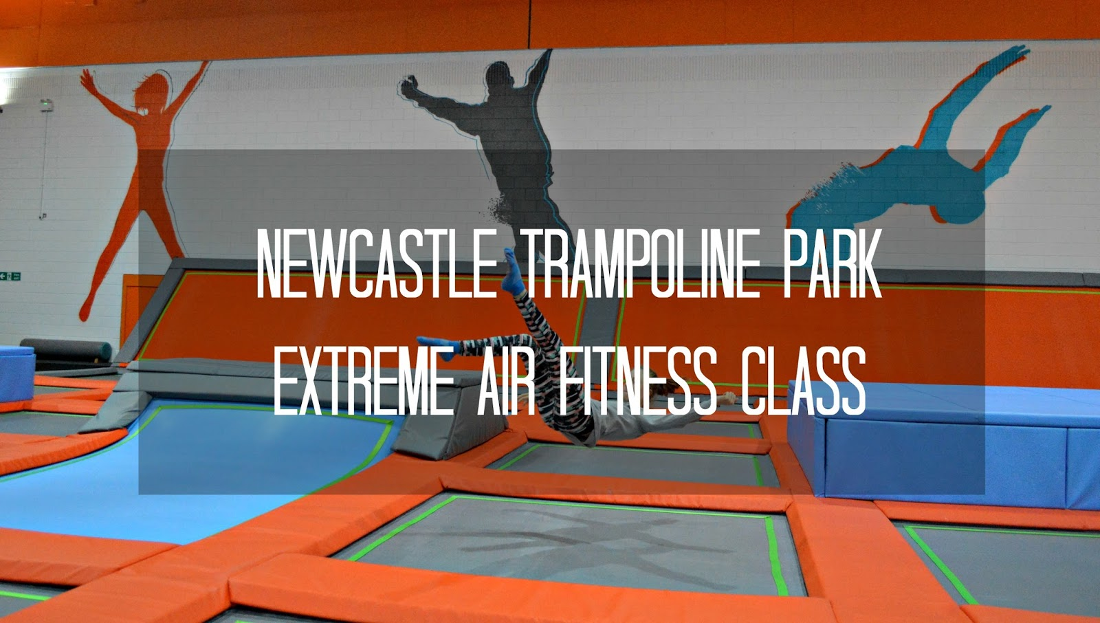 Extreme Air – Newcastle Trampoline Park