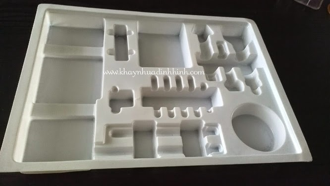 Khay nhựa chống tĩnh điện 08