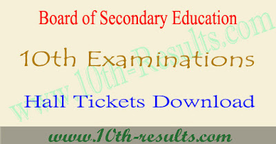 UP 10th Admit Card 2018 board hall ticket download