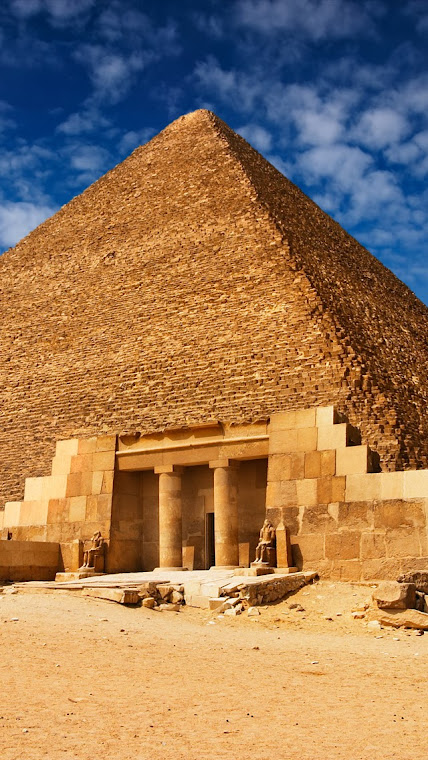 3Wallpapers  Best Wallpapers for all iPhone Retina  Egypt Pyramids