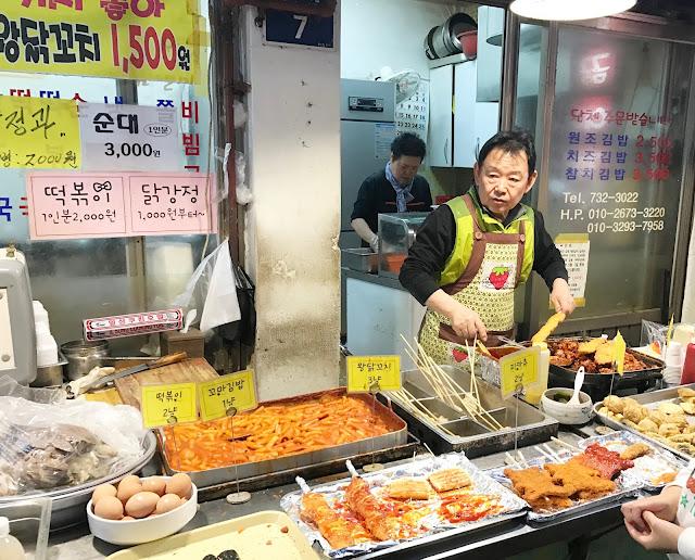a photo of Korea Tourist Organization Ladies' Tour_Cebu Pacific Air_JG Summit Holdings_Seoul Korea Travel _Tongin Market