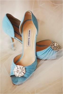 Light Blue Wedding Shoes Jpg
