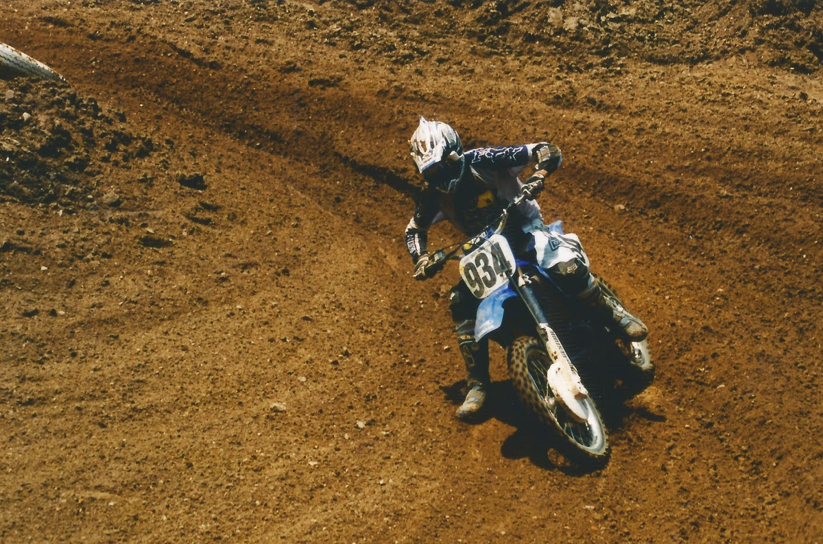 David Vuilleman Budds Creek 2000