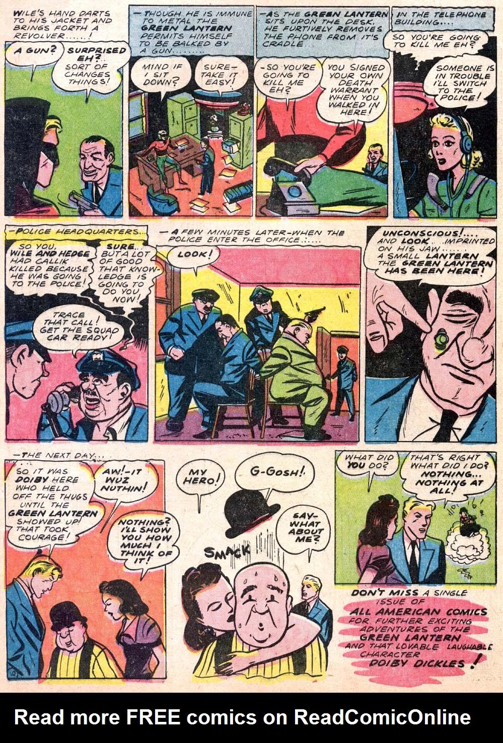 Read online All-American Comics (1939) comic -  Issue #30 - 12