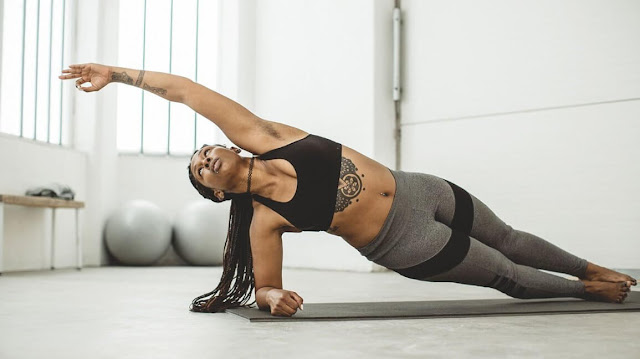تمارين لحرق الدهون في البطن والخصر