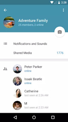 Download Telegram Apk v3.6.1 Update Versi TErbaru 2016