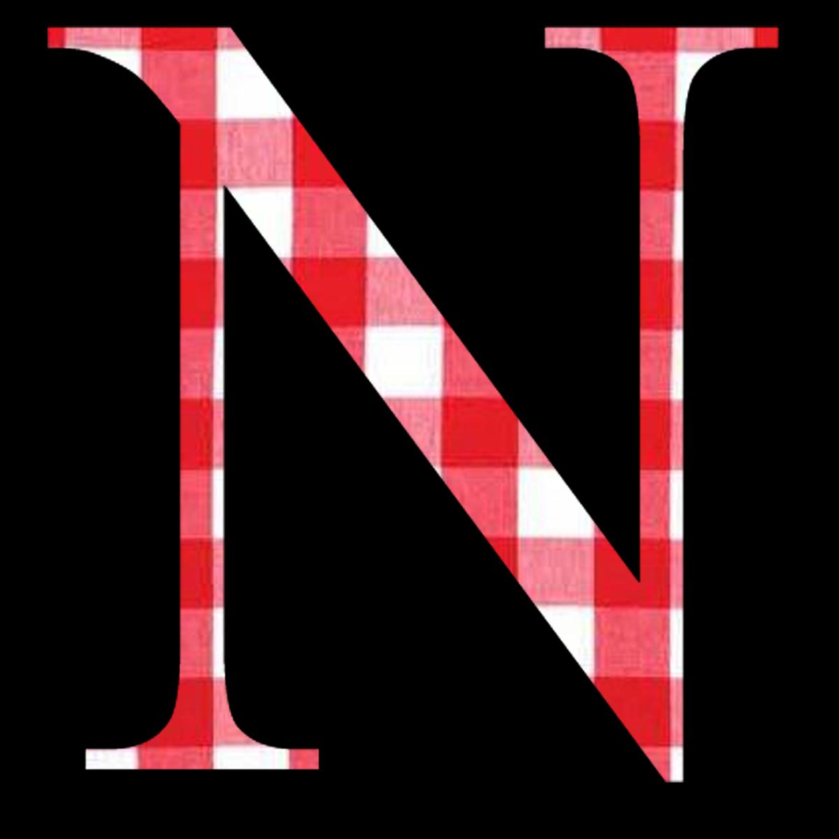 GRANNY ENCHANTED'S BLOG: Free Red Gingham Digi Scrapbook
