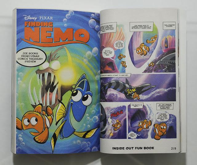 Preview for Disney•Pixar Comic Treasury