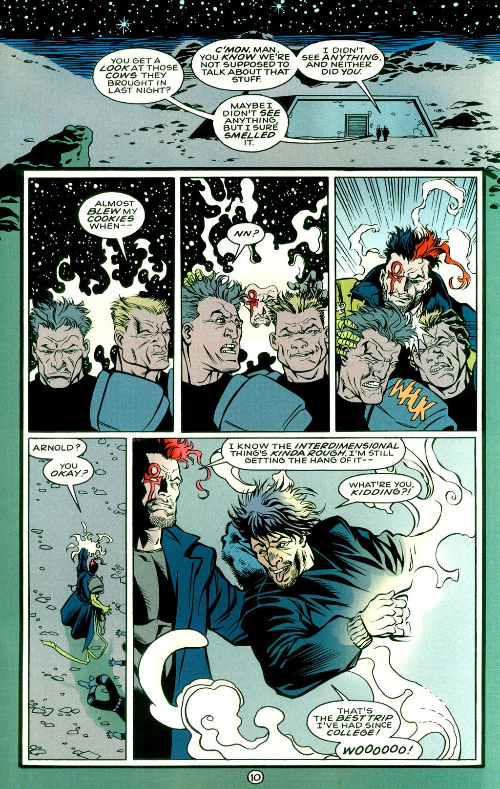 Read online Impulse Plus comic -  Issue # Full - 36