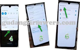 FRP Bypass google account Samsung Galaxy A70 Without PC