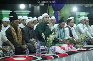 Habib Bidin Assegaf dan Al Munsyidin Pekalongan