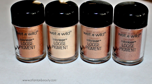 Wet n Wild Loose Pigments