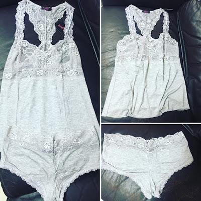 lencería, lencería sexy, ropa de dormir, pijama, pijama encaje, scallop,