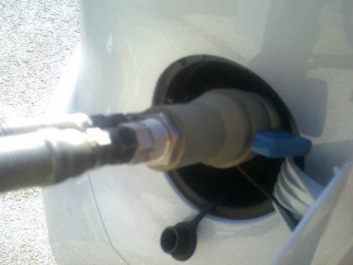 guida per fare rifornimento metano