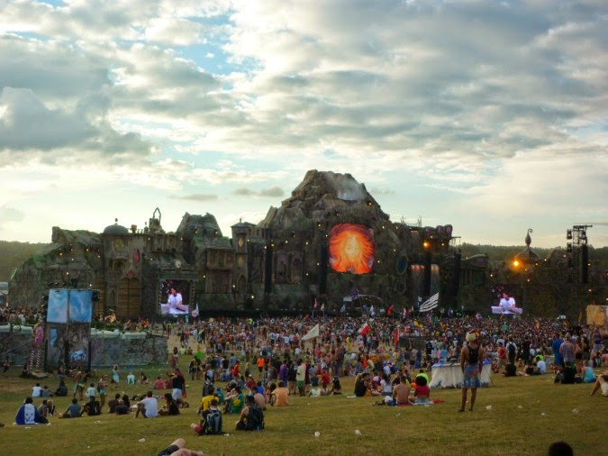 Tomorrowworld 2014 Main Stage