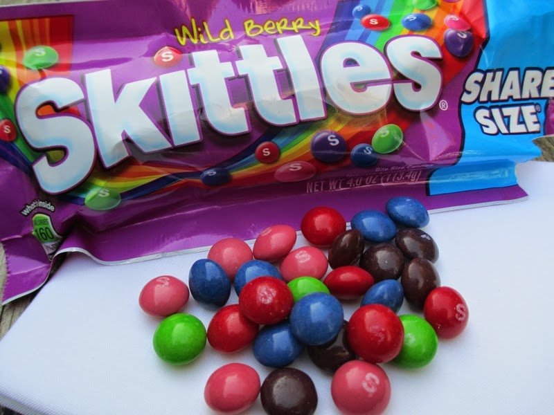 I Ate All The Skittles