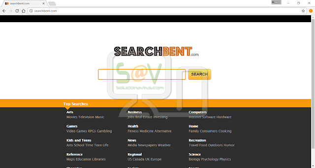 SearchBent.com (Hijacker)