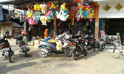 Toko grosir mainan anak-anak di Musirawas