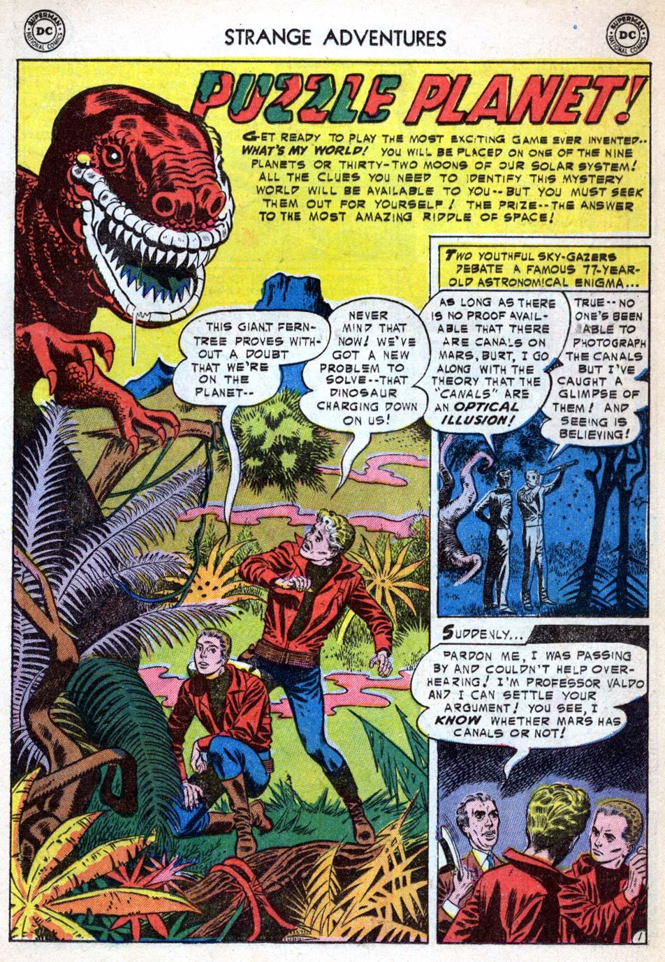 Strange Adventures (1950) issue 50 - Page 13