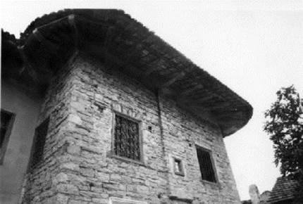 Reshit Bushati, shtepija shkoder