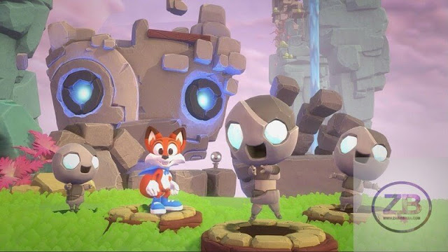 Super Lucky's Tale PC Game Free Download at www.zainsbaba.com