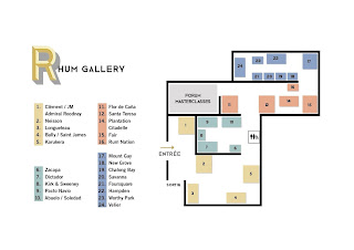 Rhum Gallery - plan