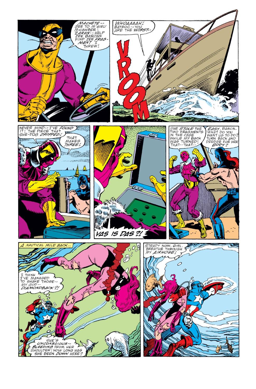 Captain America (1968) Issue #360 #293 - English 14