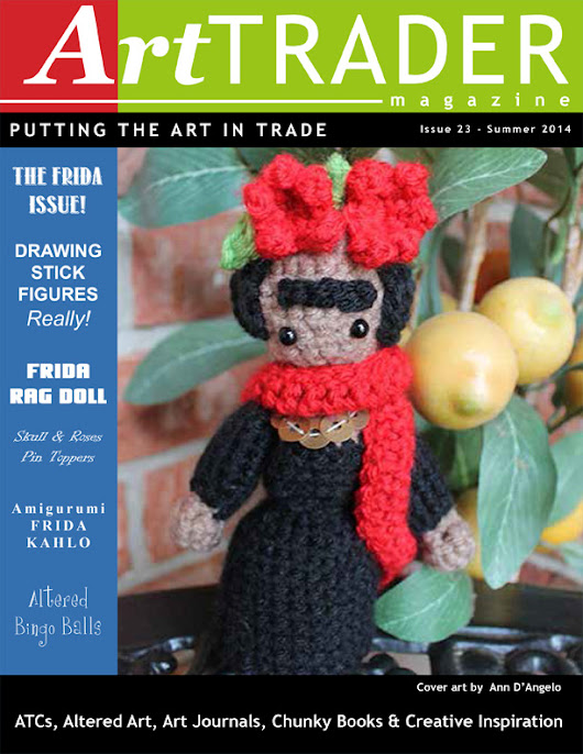 Issue 23: The Frida Edition!