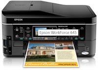Epson WorkForce 645 Printers Drivers Download & Wireless Setup For Windows and Mac OS