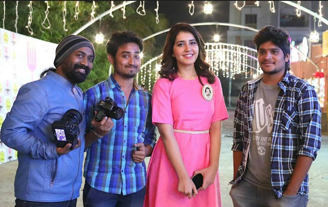Rashi Khanna Birthday Celebrations 2016