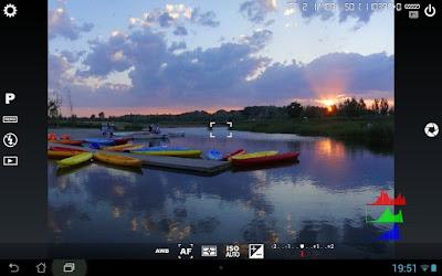 Camera FV-5 Versi 2.76.1 – DSLR di Android