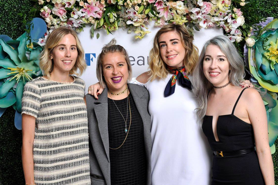 Chloe Gordon year in review 2016 Rideau Centre opening party bloggers