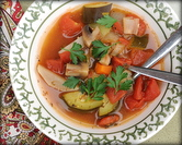 Low Fat Vegetable Soup