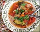Low Fat Vegetable Soup