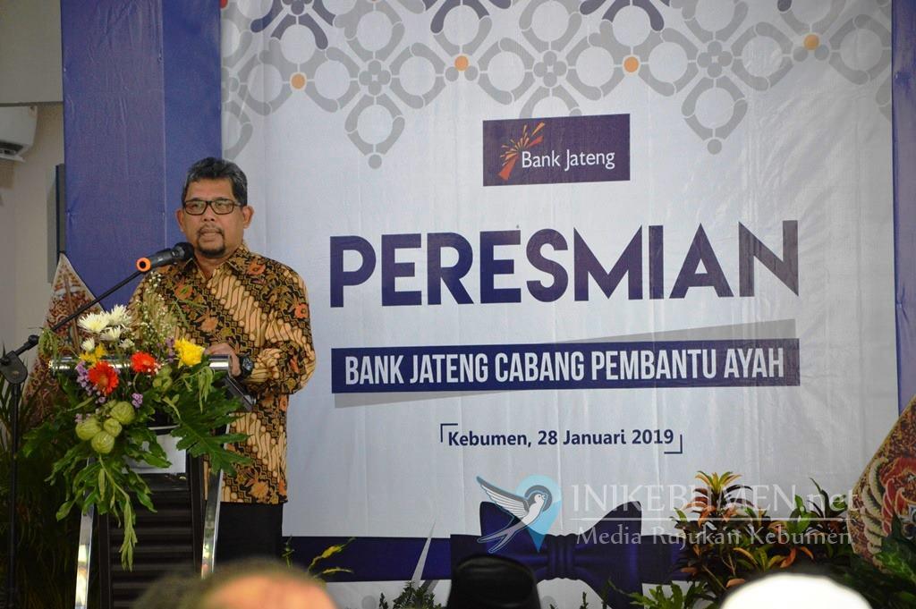 Deviden Pemkab Kebumen dari Bank Jateng Tahun ini Ditarget Rp 7 Miliar