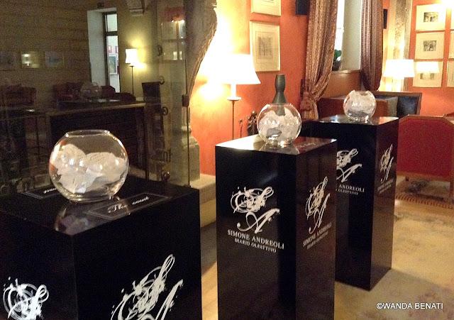 Presentazione di Simone Andreoli Perfumes