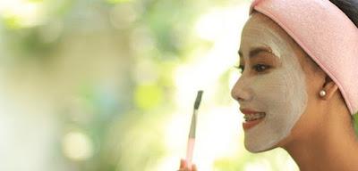 Cara Mudah Angkat Sel Kulit Mati Dengan Masker Teh Hijau