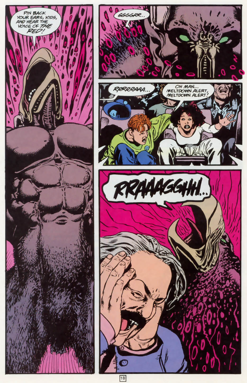 Read online Animal Man (1988) comic -  Issue #73 - 19