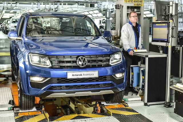 VW Amarok V6 2019