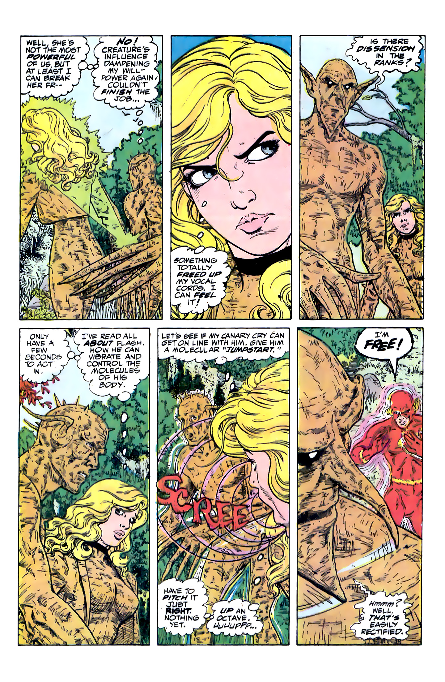 Read online Secret Origins (1986) comic -  Issue #32 - 33