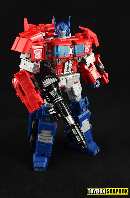 SND Primo Vitalis idw optimus prime idw masterpiece