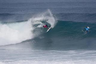 48 Jeremy Flores rip curl pro portugal foto WSL Damien Poullenot