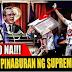 GOOD NEWS! PANALO NA SI MARCOS! SUPREME COURT PINABURAN SI MARCOS SA KANYANG ELECTION PROTEST!