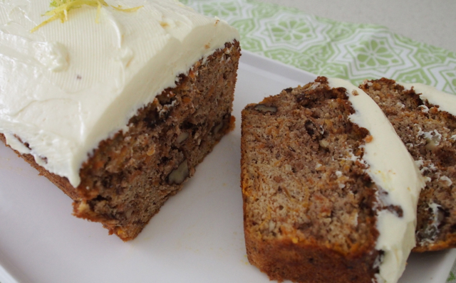 Carrot Cake - The Low Carb Version Carrot-cake