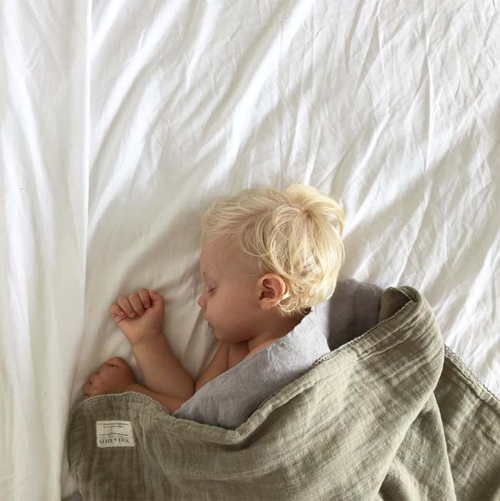 Yoliandotis linen bedding for kids