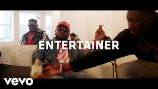 """New jam from The NSNS boss CDQ as he premiers the visuals to his stunning hit song """"Entertainer"""" featuring DMW boss Davido. The Indigenous rapper is currently working on a new project besides the video was shot in the U.K."""