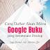 Cara Pendaftaran Penerbit Baru di Pusat Mitra Google Play Buku Sementara Ditutup